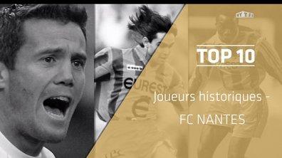 Top 10 : Les légendes du FC Nantes