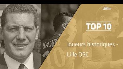 Top 10 : Les légendes du Lille OSC