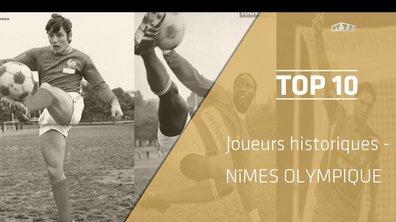 Top 10 : Les légendes du Nîmes Olympique