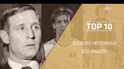Top 10 : Les légendes du SCO d'Angers
