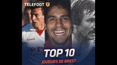 Top 10 : Les légendes du Stade Brestois