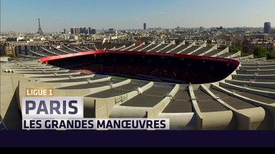 Transferts : Paris, les grandes manoeuvres