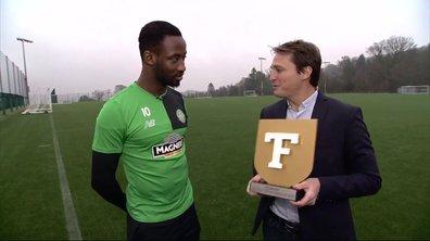 Trophée Téléfoot : La réaction de Moussa Dembélé