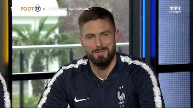 """Un retour en Ligue 1 pour Olivier Giroud ? """"C'est une possibilité"""""""