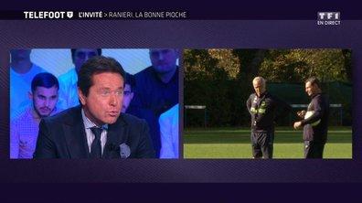"Waldemar Kita : ""Aujourd'hui pas question de libérer Claudio Ranieri"""