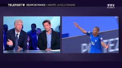 """Wenger : """"Mbappé peut être Pelé, il n'a pas de limite dans son jeu"""""""