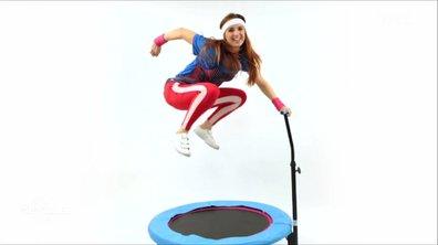 Le Téléshopping d'Alison Wheeler: le Trampo-Jump, pour avoir enfin du cul