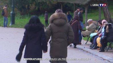 Températures : pourquoi un froid aussi précoce ?