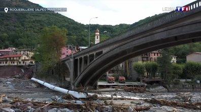 Tempête Alex dans les Alpes-Maritimes : vers une reconstruction à Roquebillière