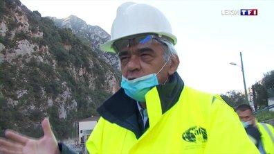 Tempête Alex : les experts évaluent les dégâts à Breil-sur-Roya