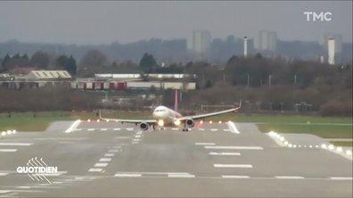 Tempête Ciara : tout notre respect aux pilotes de ces avions