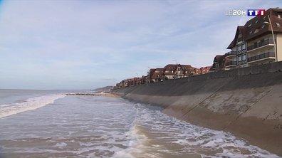 Tempêtes : de la Normandie au Pas-de-Calais, le littoral menacé par l'érosion