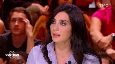 """""""Il est temps de prendre ses responsabilités"""" : le vibrant plaidoyer de Nadine Labaki pour l'accueil des migrants"""