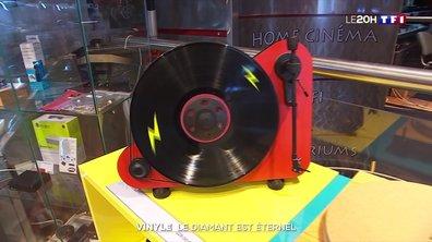 Tendance : le retour en force du vinyle