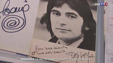 Tendance : le selfie signe-t-il la fin de l'autographe ?