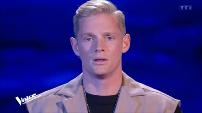 """The Voice All Stars – Terence chante """"I will always love you"""" de Chase Holfelder (Demi-finale)"""