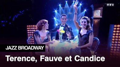 Terence Telle, Fauve Hautot et Candice Pascal | Smile | Jazz Broadway