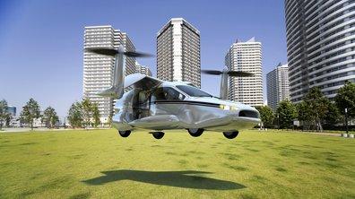 Insolite : Terrafugia revient avec une nouvelle voiture volante !