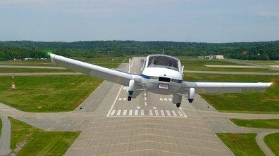La voiture volante évolue : voici la nouvelle Terrafugia Transition !