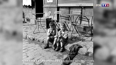 Terrasses et promenades : retour sur l'histoire des trottoirs