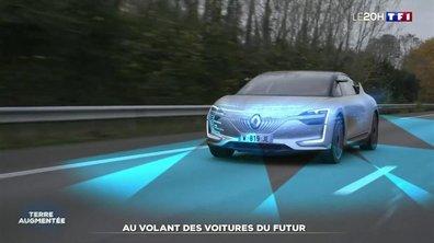 Terre augmentée : découvrez les voitures du futur
