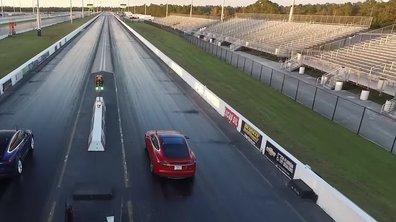 Model X vs Model S : quelle Tesla est la plus rapide ?