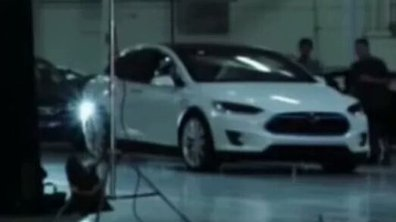 Future Tesla Model 3 : première photo scoop ?