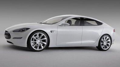 Tesla Model S : la berline 100% propre