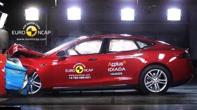 Crash-Test EuroNCAP : Tesla, Pulsar et Fabia brillent, la Mégane peine