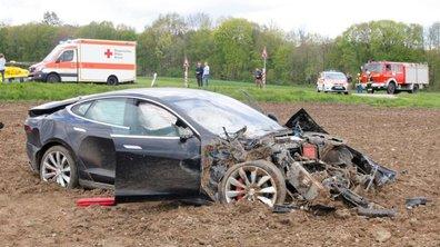 La voiture autonome a fait sa première victime...