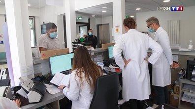 Test de dépistage du coronavirus : des laboratoires débordés et des délais qui s'allongent