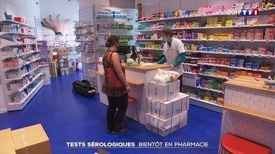 Tests sérologiques : bientôt en pharmacie avec un résultat quasi-immédiat