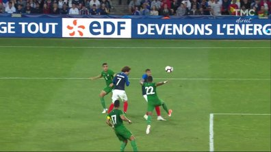 France - Bolivie (1 - 0) : Voir la reprise de la tête de Griezmann en vidéo