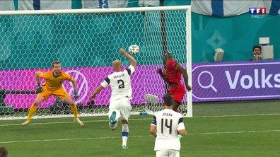 Finlande - Belgique (0 - 0) : Voir la tête de Lukaku en vidéo