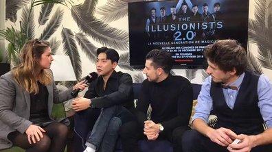 """Découvrez l'interview """"magique"""" des Illusionists 2.0"""