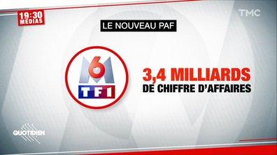 TF1 rachète M6 : à quoi va ressembler le nouveau géant de la télé ?