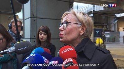 TGV Atlantique : pourquoi la grève se poursuit à la SNCF ?