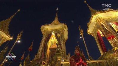 Thaïlande : les funérailles grandioses du roi Rama IX