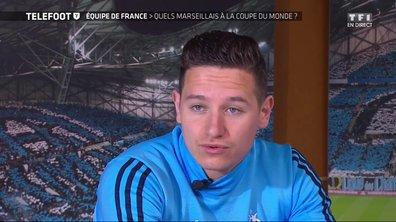 """[Exclu Téléfoot 13/05] - Equipe de France / Thauvin évoque le Mondial : """"J'ai donné le meilleur de moi-même"""""""