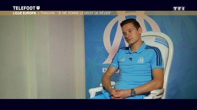 """[Exclu Téléfoot 6/05] – OM / Thauvin : """"Réussir à Marseille, c'est un challenge que je m'étais fixé"""""""