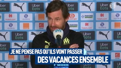 VIDEO - La mise au point de Villas-Boas