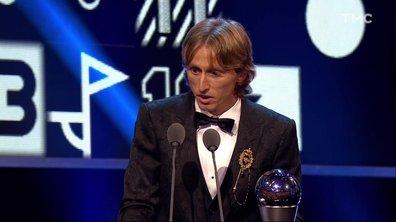 Ballon d'Or 2018: Luka Modric en avance pour le trophée?