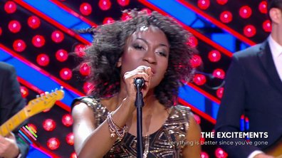 "The Excitements - ""Everything Is Better Since You're Gone"" en live pour Quotidien (exclu web)"