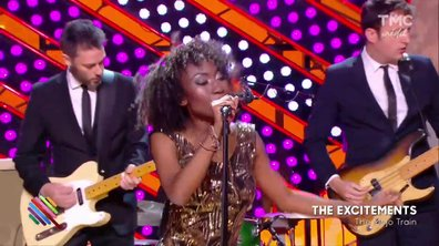 The Excitements - The Modjo Train en live pour Quotidien