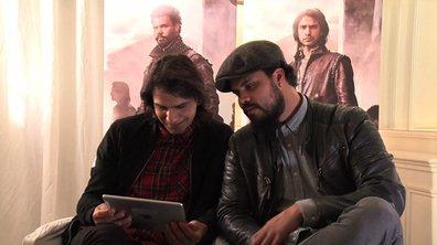 The Musketeers: Découverte des voix françaises pour D'Artagnan et Porthos