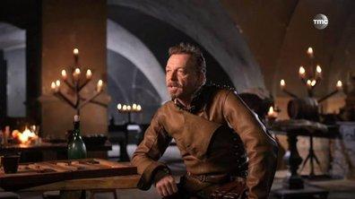 """Hugo Speer (The Musketeers): """"Treville est craint et respecté"""""""