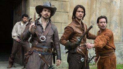 The Musketeers : Des combats épiques, résultat d'un entrainement intensif