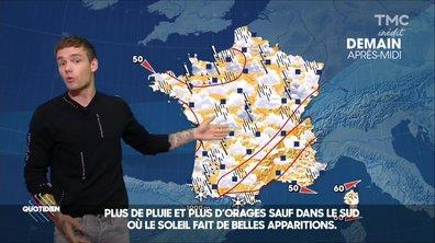 The sky is blue : La météo de Liam Payne