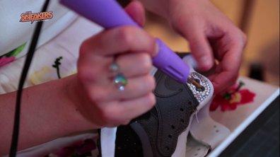 The Sneakers - Ils personnalisent des chaussures ordinaires en œuvres d'art