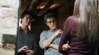The Vampire Diaries : Damon et Stefan, le clash !